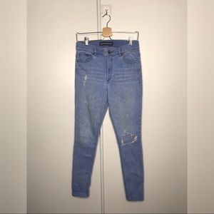 Express Legging High Rise jeans size 8R